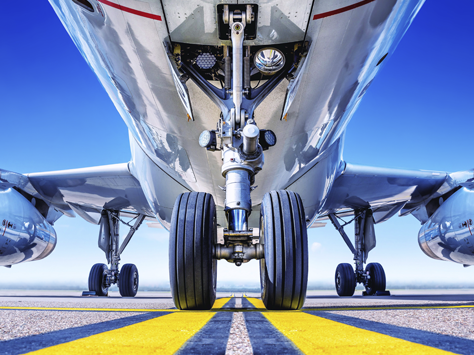 Aerospace Application Landing Gear and Fuel System Testing