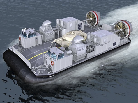 Naval Defense Application LCAC-SSC