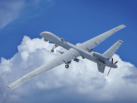 Aerospace Application Predator / Reaper Unmanned Aerial Vehicles (UAVs)