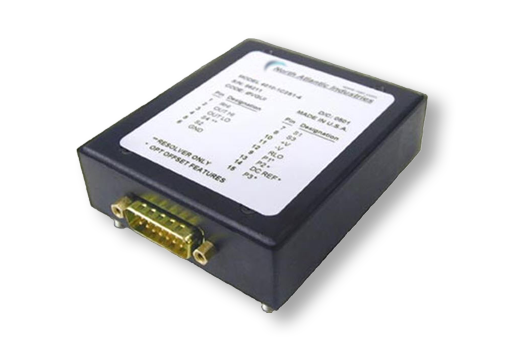 Synchro/Resolver to Linear DC Converter Model 4010